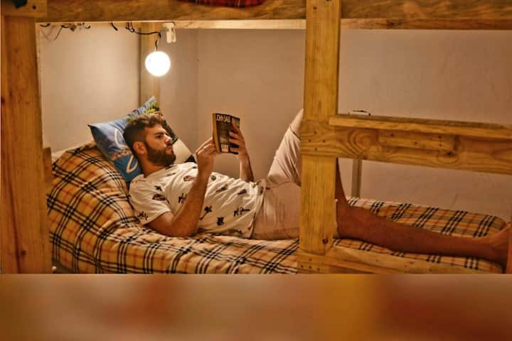 Benjamín B&B: Cama en Dorm compartido (Popeye)