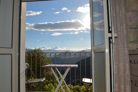 Appartamento panoramico Oddoi - IUN P2529