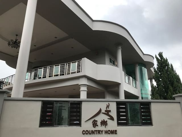 CountryHome Homestay