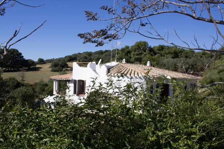 Villa vicino al mare a Villasimius