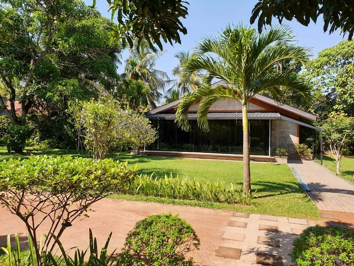 The Cottage @ 121 - Tranquil Homestay near airport