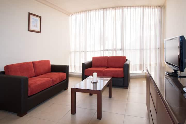 Confortable Departamento en el Prado de Cochabamba