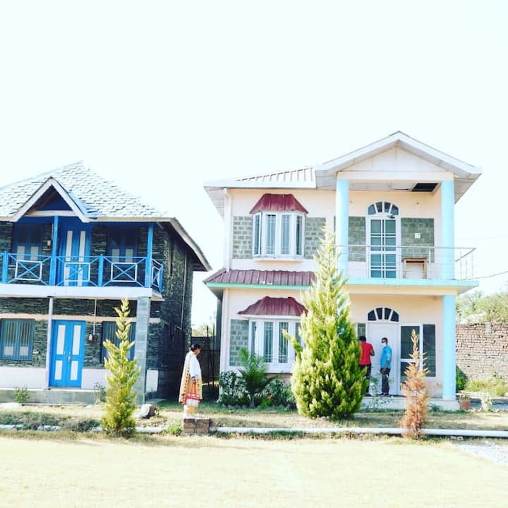 THE STONE HOUSES PALAMPUR
