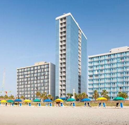 Beautiful 1BR OceanFront Villa;TripAdvisor 4 Stars