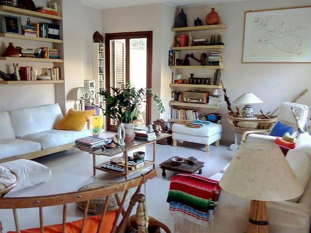 Ladispoli, Roma, camera in villa vicino al mare