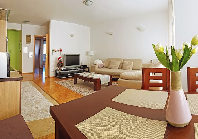 Lovely and Cozy big apartment in Pristina - Prishtina - Apartamento