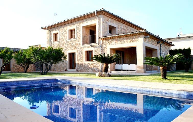 Villa Barceló - Vilafranca de Bonany - บ้าน