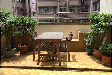 BRAND NEW refurb, 1 min to MTR - Apartment