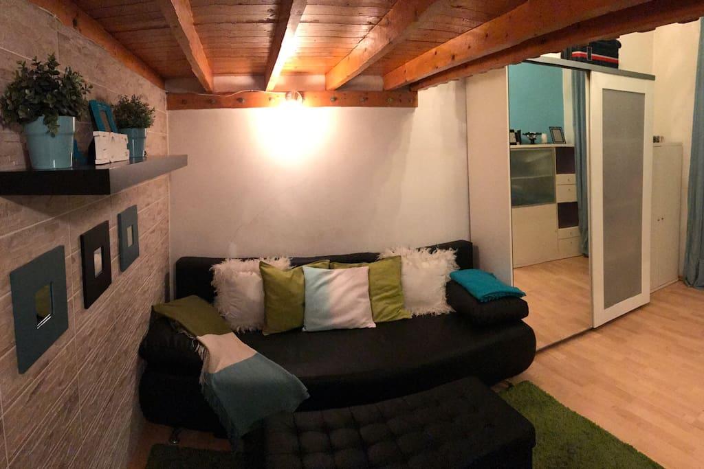 Small cosy area