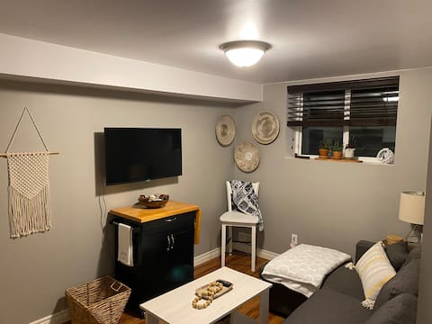 Boho Basement Suite