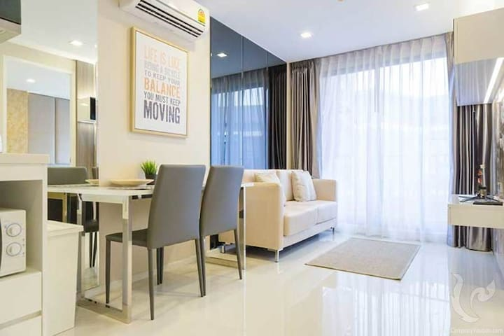 One-bedroom apartment in the heart of Pattaya!