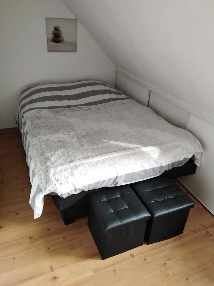 chambre chez l'habitant 1 ou 2 personnes