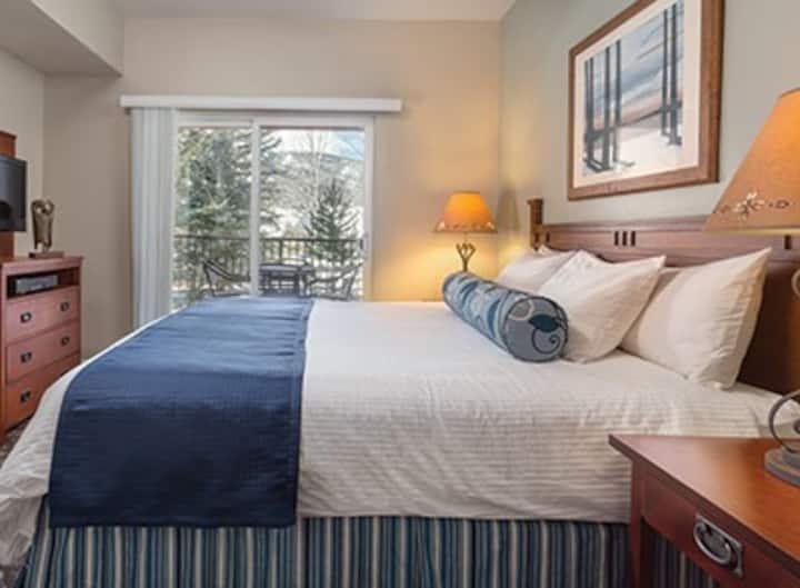 Steamboat Springs - 1 bed / 1 bath condo