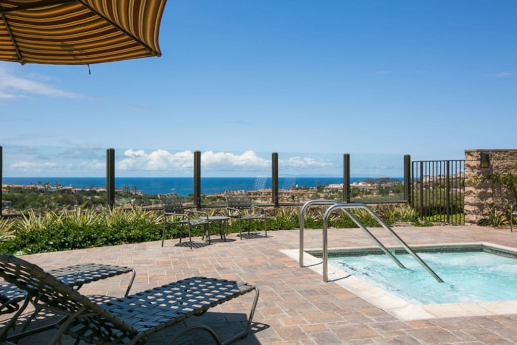 Relax with ocean views