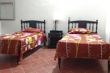(R)Rustic house ideal f/backpackers - San Blas