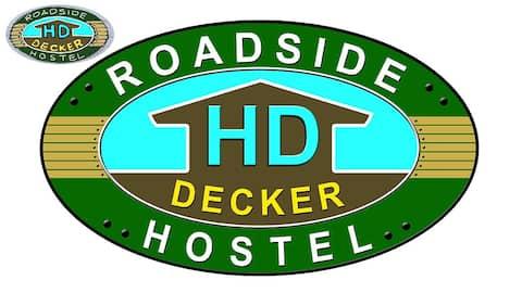HD DECKER ROADSIDE HOSTEL  A SIMPLE..YET THE BEST VALUE IN TOWN...   QUIET, COOL & CALM