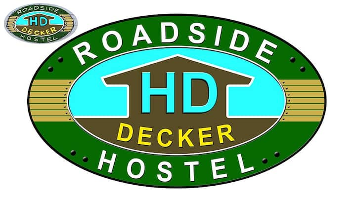 HD DECKER ROADSIDE HOSTEL  A SIMPLE..YET THE BEST VALUE IN TOWN...   QUIET, COOL & CALM