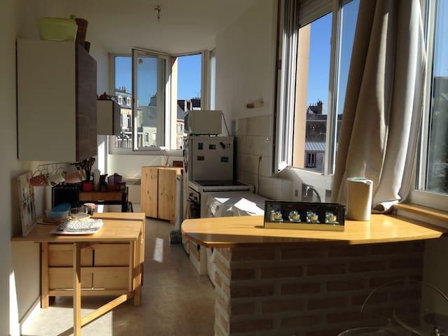 Logement Normandie/débarquement - Carentan - Apartment