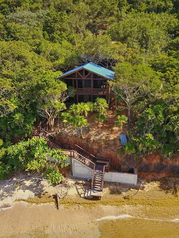 Barefoot Bungalows Bhakti Cottage - Camp Bay - Bungalow