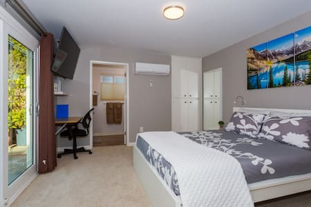 Guest Suite, Private Ent., 5 min LAX, Westchester