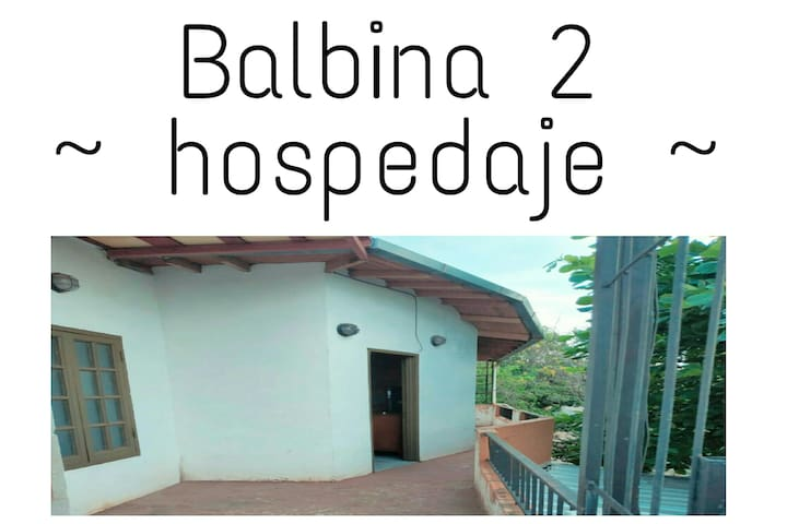 Balbina 2 ~hospedaje~