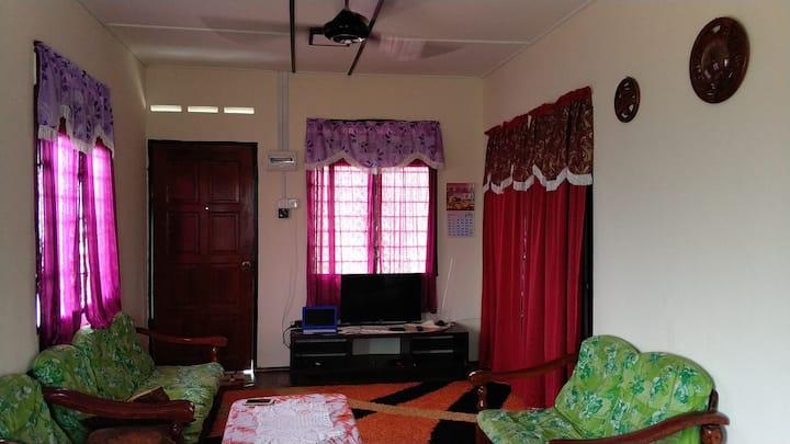 Homestay Tanjung Bidara & Pengkalan Balak, Melaka