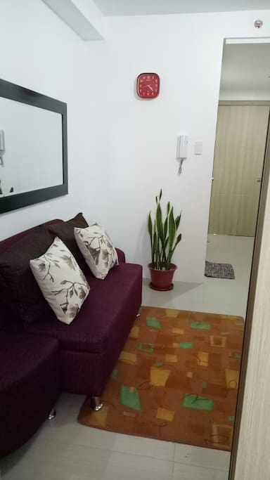 Living space area
