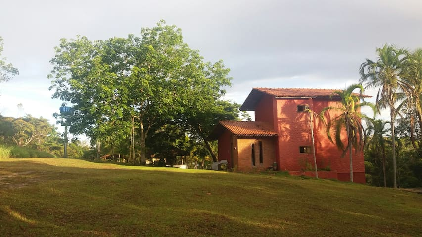 Refugio de silêncio e paz em Serra. - Uruçuca - Bed & Breakfast