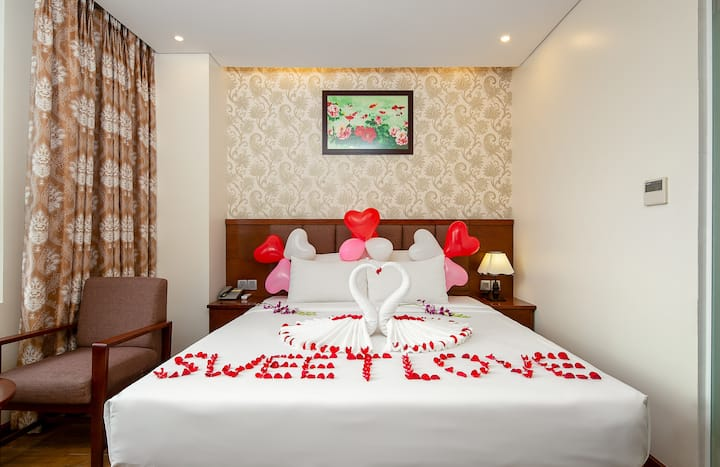 Superior Double Room - Crystal Hotel Da Nang