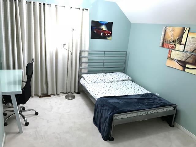 Sweet Blue Room in Bradford