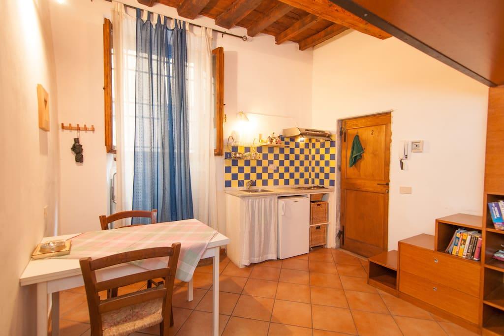 Studio appartamento in s spirito appartamenti in for Appartamenti in affitto firenze