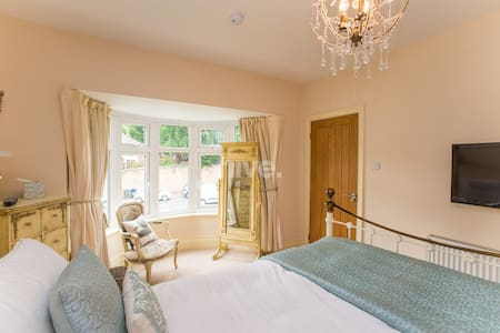 En suite room close to city centre***** (5 Mins) - Newcastle upon Tyne - Bed & Breakfast