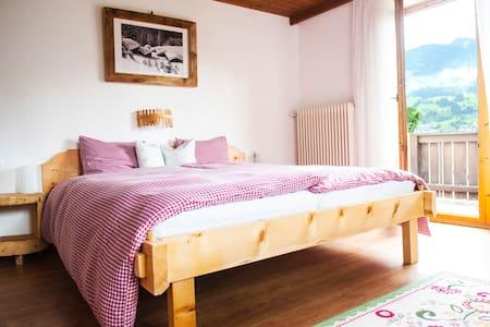 """Haus Sonneneck, Dbl room """"Alm"""" - Fügen"""