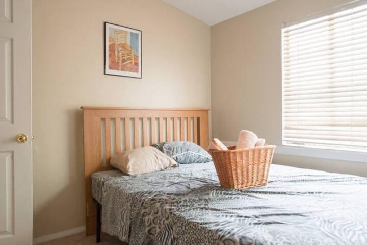 Houston Manor Room # 1
