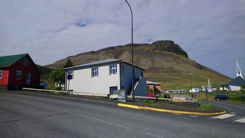 Anchor in Ólafsvík