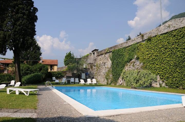 Residence Oleandro Apt.  9 posti letto v/piscina