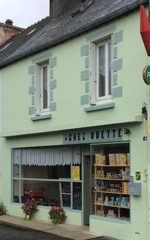Mael-Carhaix - quiet Brittany town - Maël-Carhaix - Bed & Breakfast