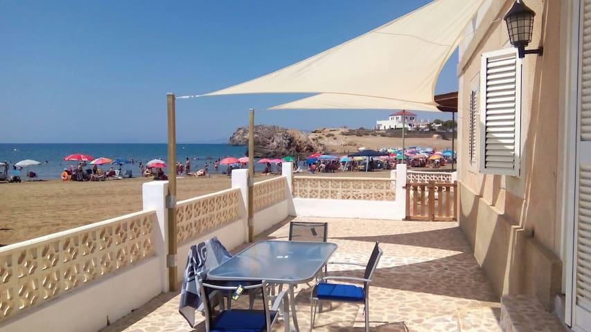 Playa de Bahia de Mazarrón. - Puerto de Mazarrón - House