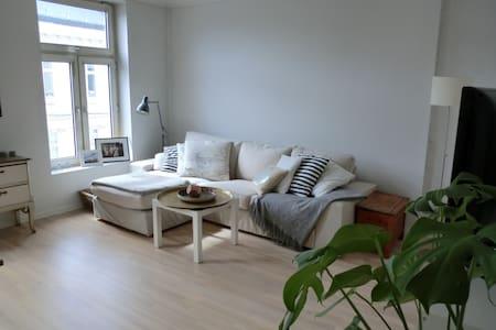 Nice flat w/balcony in the heart of Grünerløkka - Oslo - Appartement