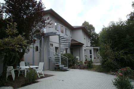 4,5 Zimmer-Maisonette-Wohnung - Offenbach - Apartemen