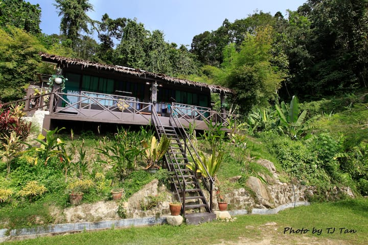 Adeline's Villa  ( Unit 3 ) - Gopeng - Willa