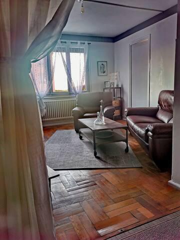Appartement idéalement situé Croix-Rousse