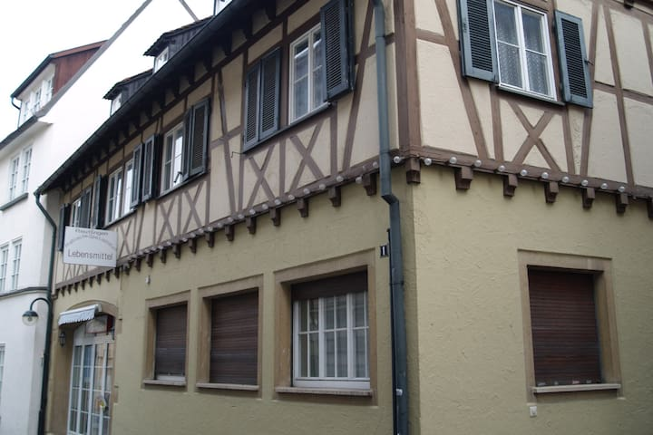 Micro-Apartment im Herzen von Reutlingen - Reutlingen - Appartement