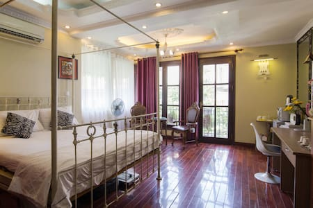 Cozy room with private bathroom (old CENTER Hanoi) - Hanoi - Rumah bandar