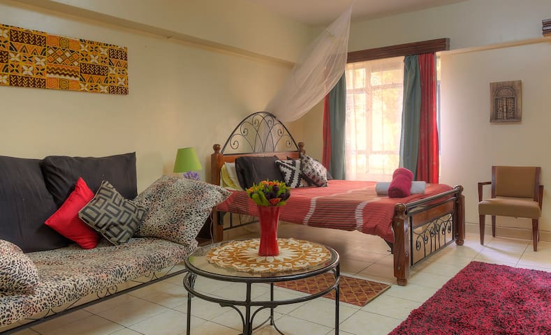 NEW! STUDIO HERI - affordable - Westlands
