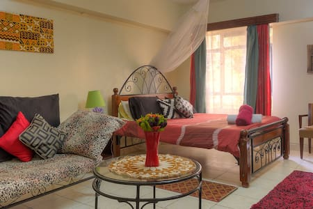 NEW! STUDIO HERI - affordable - Westlands  - Lakás