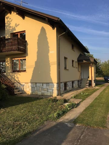 Charming 3 bedroom house im Prekmurje