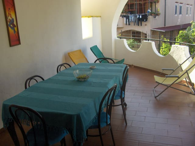 Very Spacious Modern House in Central Location - San Nicola Arcella - Dom