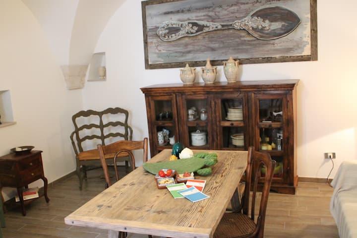 Vintage apartment in Martina Franca