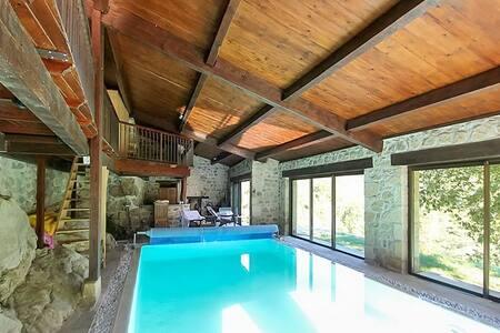 Luxury 3-bedroom villa w/ terrace - Saint-Michel-de-Boulogne - Villa